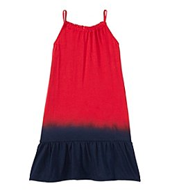 Polo Ralph Lauren® Girls' 2T-6X Dip Dye Maxi Dress