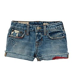 Polo Ralph Lauren® Girls' 2T-6X Jean Shorts