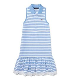 Polo Ralph Lauren® Girls' 2T-6X Oxford Dress