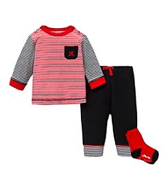 Little Me® Baby Boys 3-Piece Airplane Joggers Set