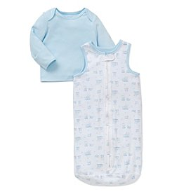 Little Me® Baby Boys 2-Piece Friends Bunting Sleep Set