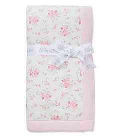 Little Me® Baby Girls' Dainty Rosebud Blanket