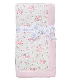 Little Me® Baby Girls' Dainty Rosebud Blanket