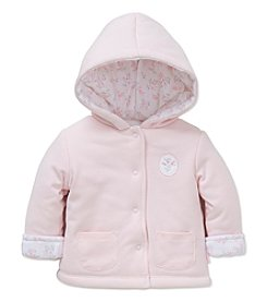 Little Me® Baby Girls' Bloom Reversible Jacket