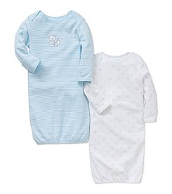 Little Me® Baby Boys 2-Pack Friends Gown Set