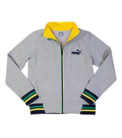 PUMA® Boys' 8-20 Fast Track Active Jacket