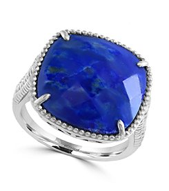 Effy® 925 Collection Lapis Lazuli Sterling Silver Ring