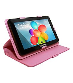 Linsay NEW 7'' QUADCORE 1024X600 HD 8GB 4.4 Android KIT KAT Tablet
