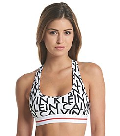 Calvin Klein Modern Cotton Exposed Logo Bralette