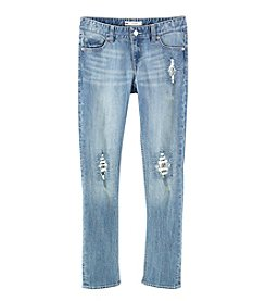Levi's® Girls' 7-16 Destructed Boyfriend Jeans
