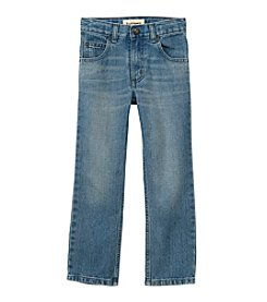 Ruff Hewn Boys' 2T-7 5-Pocket Straight Leg Jeans