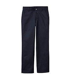 Nautica® Boys' 8-20 Flat Front Twill Pants