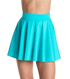 DKNY® Solid Swim Skirt Coverup