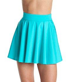 DKNY® Solid Swim Skirt Coverup