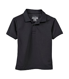 Nautica® Boys' 4-7 Short Sleeve Perfect Polo