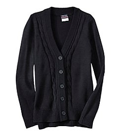Nautica® Girls' 7-16 Boyfriend Sweater