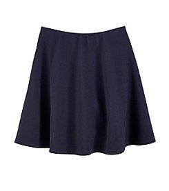 Nautica® Girls' 7-16 Basketweave Scooter Skirt
