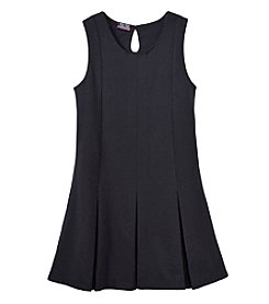 Nautica® Girls' 7-16 Pleated Dress