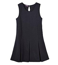 Nautica® Girls' 7-16 Pleated Dress