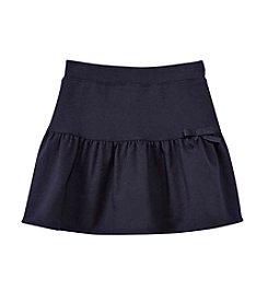 Nautica® Girls' 4-6X Drop-Waist Scooter Skirt