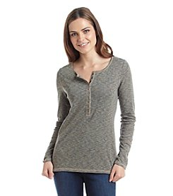 Ruff Hewn Striped Henley