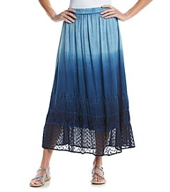 Studio West Ombre Enzyme Skirt