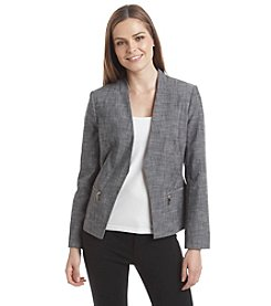 Ivanka Trump® Open Two Pocket Blazer