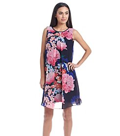 Vince Camuto® Floral Shift Dress