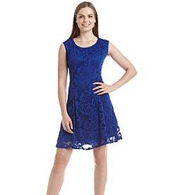 Ronni Nicole® Petal Lace Dress