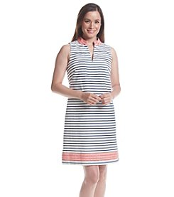 Jessica Howard® Striped Dress