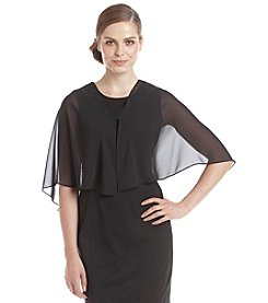 S.L. Fashions Sheer Shrug
