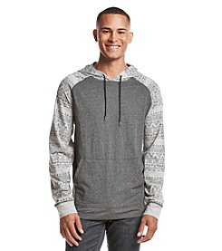 Ocean Current® Men's Long Sleeve Jersey Hooded Pullover