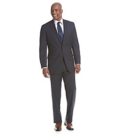 Lauren Ralph Lauren Men's Navy Plaid Suit Separates