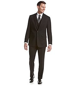 REACTION Kenneth Cole Men's Black Suit Separates