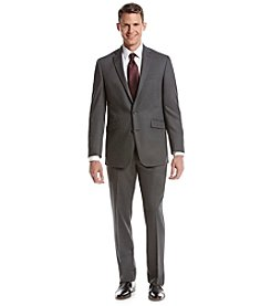 REACTION Kenneth Cole Men's Gray Suit Separates