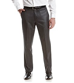 REACTION Kenneth Cole Men's Gray Sheen Suit Separates Pants