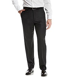 Michael Kors® Men's Black Solid Suit Separates Pants