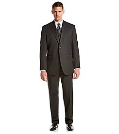 Sean John® Men's Big & Tall Black Suit Seperate