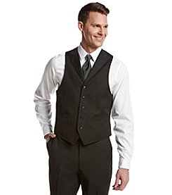 Sean John® Men's Black Suit Separates Vest