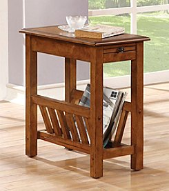 Acme Jayme Side Table