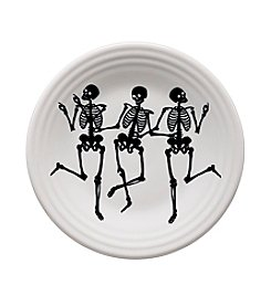 Fiesta® Skeletons Luncheon Plate