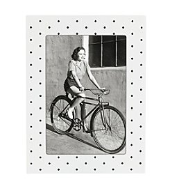 kate spade new york® Spot Patterned Frame