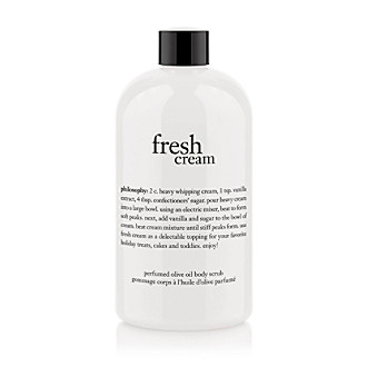 philosophy® Fresh Cream Olive Oil Scrub