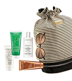 Lancome® Skincare Gift Set $45 With Any Lancome Purchase (An $81 Value)