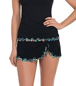 Profile by Gottex® Ruffle Trim Skirt Bottom