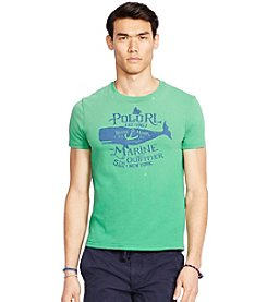 Polo Ralph Lauren® Men's Custom Fit Graphic Tee