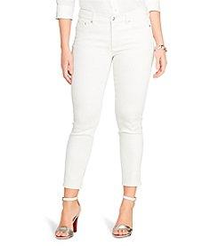 Lauren Ralph Lauren® Plus Size Straight Premier Jeans