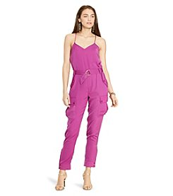 Lauren Ralph Lauren® Charmeuse Sleeveless Jumpsuit