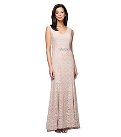 Alex Evenings® Lace Gown