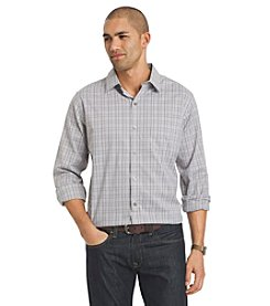 Van Heusen® Men's Stretch, No-Iron, Long Sleeved Woven